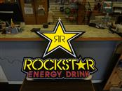 ROCKSTAR ENERGY DRINK LED SIGN